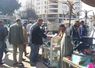 ضبط وتحرير 270 محضر إشغالات ومرافق في أسيوط