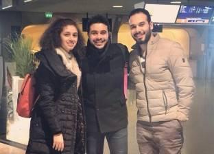"""طه أحمد: سعيد بتمثيل مصر بـ""""البدايات أجمل"""" في مهرجان المسرح بفرنسا"""