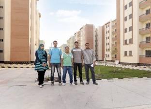 شباب المهندسين: نفخر بمشاركتنا فى تعمير منطقة صحراوية فى 18 شهراً