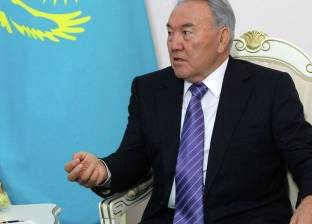رئيس كازاخستان السابق يعزي في وفاة حسني مبارك