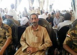 """والد الشهيد المجند أحمد نجم: """"دم ابني مايغلاش على مصر"""""""