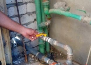 حملة لمواجهة سرقة المياه في الإسماعيلية