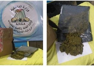 """سلطات مطار القاهرة تحبط تهريب نصف كيلو """"ماريجوانا"""" داخل طرد بريدي"""