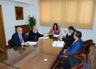 محافظ دمياط تترأس لجنة اختيار القيادات لشغل وظائف مديري المستشفيات