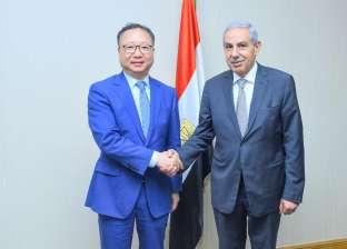 حجم التجارة بين الصين ومصر يرتفع 25.86% في الربع الأول