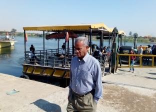 """""""النقل النهري"""": انتهاء الحملات على الوحدات الملاحية النهرية بسوهاج"""