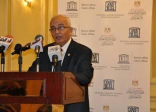 """رئيس """"التعليم العام"""": الأمية من أخطر المشكلات التي تعترض مسيرة التنمية"""