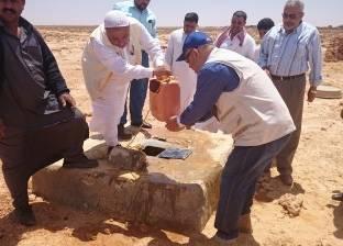 الأمانة التنفيذية للألغام تنشىء آبار مياه للمصابين بالنجيلة وبراني والسلوم