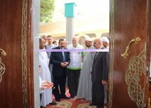 """مؤسسة بن راشد تفتتح المسجد الكبير في """"دار السلام"""" بعد تطويره"""