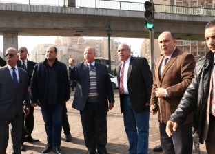 محافظ القاهرة: سحب المياه أولا بأول ساهم في استمرارية حركة المرور