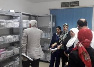 """""""صحة الإسكندرية"""": فحص 13132 مريضا بجلسات العلاج الطبيعي خلال 30 يوما"""