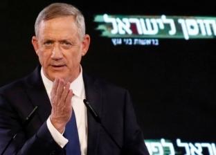 منافس نتنياهو يدعوه للمشاركة في تشكيل حكومة وحدة بإسرائيل