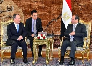 مصر والصين على خُطى شراكة استراتيجية تبدأ بـ11 مشروعاً رأسمالها 429 مليار جنيه