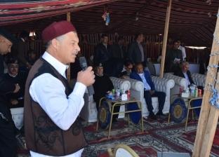 بالصور  إتمام الصلح بين أبناء قبيلة المحافيظ بحضور المحافظ ومدير الأمن