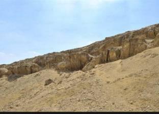"""رئيس قطاع حماية الطبيعة بـ""""البيئة"""": عمر """"قبة الحسنة"""" 100 مليون سنة"""