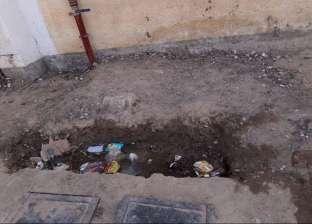 بعد شكوى الأهالي.. رفع تراكمات الصرف الصحي والقمامة بعامرية الإسكندرية