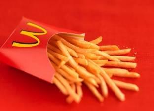 """500 إصابة بأمراض معوية في أمريكا بعد تناول سلطة """"ماكدونالدز"""""""