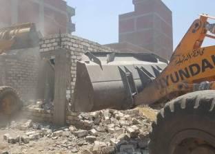 محافظ الدقهلية: استرداد 87 فدان و8800 متر مربع مباني من أملاك الدولة