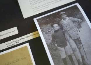 """""""المنسي"""".. حكاية ابن ألبرت أينشتاين الذي مات في مستشفى أمراض نفسية"""