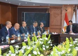 وزير الشباب يبحث دعم المشروعات والبرامج مع رؤساء البنوك المصرية
