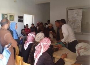 مراعاة للعادات... لجنة للرجال وأخرى للنساء في امتحانات محو أمية بمطروح
