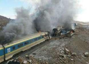 مدير أمن البحيرة: حادث القطار أسفر عن إصابة شخص بكدمات طفيفة