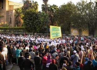 الصوفية تحتشد لمواجهة مخططات تقسيم الشعب: 20 مليون صوفي يدعمون السيسي