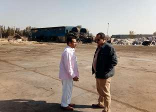رئيس مدينة المحلة: استمرار حملات النظافة واستكمال تطوير مصنع القمامة