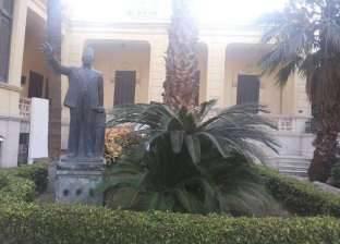 صورة وهتاف.. وفديون يحتفلون بذكرى رحيل زعماء الحزب أمام ضريح سعد زغلول