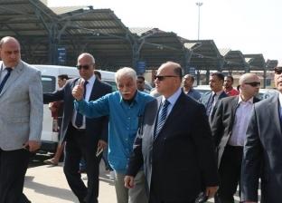 محافظ القاهرة يوجه بإزالة المواقف العشوائية بمحيط موقف السلام