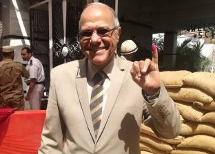 """رئيس """"الأرصاد"""" بعد التصويت في الاستفتاء: """"الجو بيهنينا بالعيد ده"""""""