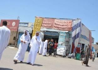 «بئر العبد»: الأسواق تفتح أبوابها والمشايخ: الأوضاع فى المدينة مستقرة