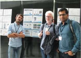 فلسطيني يفوز بأفضل بحث في الهندسة المعمارية على المستوى الأوروبي
