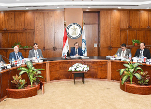 """وزير البترول يرأس الجمعية العامة لـ""""جاسكو"""""""