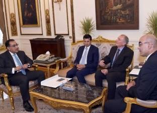 مدبولي يلتقي رئيس البرلمان السريلانكي لبحث تعزيز التعاون بين البلدين
