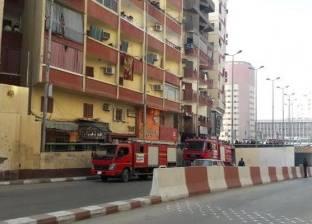السيطرة على حريق شب في منطقة الطالبية دون خسائر بشرية