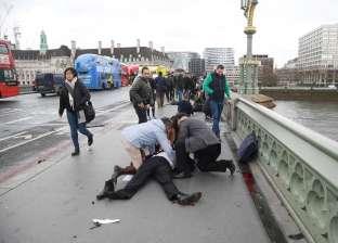 شرطة مكافحة الإرهاب تحقق في دهس سيارة مواطنين أمام البرلمان البريطاني