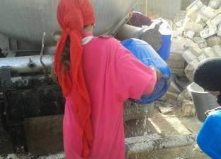 3 آبار شاطئية لحل أزمة مياه الشرب في بنها