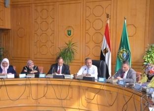 محافظ الإسماعيلية: تشكيل لجنة دائمة للتدخل السريع لإزالة المخلفات