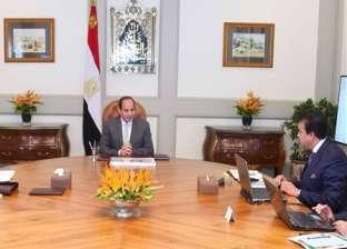 تفاصيل اجتماع الرئيس مع وزير التعليم العالي