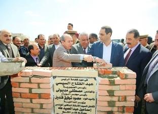 محافظ كفر الشخ: إنشاء وحدة مرور الرياض الجديدة طبقا للمعايير الدولية