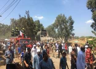 جنازة عسكرية لتشييع مساعد مدير أمن الدقهلية لفرقة شرق