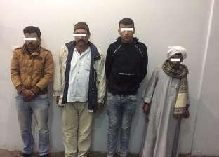 الأمن العام: ضبط 129 متهما اعترفوا بارتكاب 259 واقعة سرقة