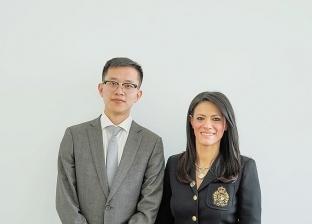 وزيرة السياحة تلتقي كبرى الشركات الصينية لبحث سبل التعاون