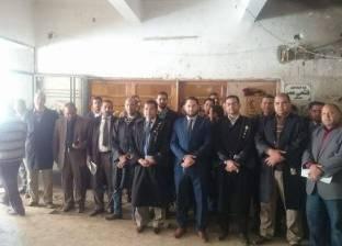 لليوم الرابع.. استمرار إضراب محامين في المنيا احتجاجا على حبس زملائهم