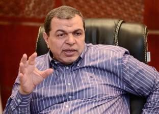 """""""سعفان"""": صرف 29 ألف جنيه مستحقات 4 عمال بالأردن"""
