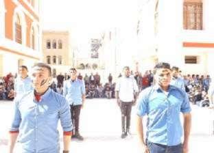 أطفال الإسكندرية يحتفلون بـ«يوم الشهيد»