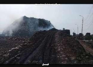 محافظ الغربية: انهاء نقل جميع تراكمات القمامة.. وتطوير مصانع التدوير