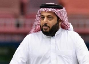 تركي آل الشيخ يمد حبال الود مع الأهلي: أدعم الكيان
