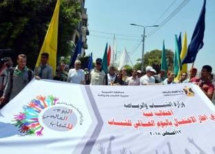 محافظ القليوبية يشارك في الاحتفال باليوم العالمي للشباب